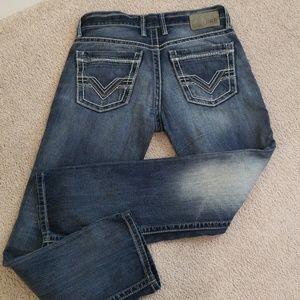 Men's Jake Straight Jeans
